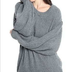 Sweaters - Perfect Gray Sweater!